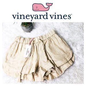 Vineyard Vines Linen Shorts 🌸 NWT